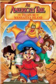 Amerykańska Opowieść: Skarb Wyspy Manhattan