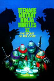 Wojownicze żółwie ninja II: Tajemnica szlamu