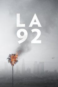 Los Angeles w ogniu