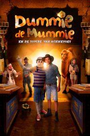 Dummie de Mummie en de tombe van Achnetoet